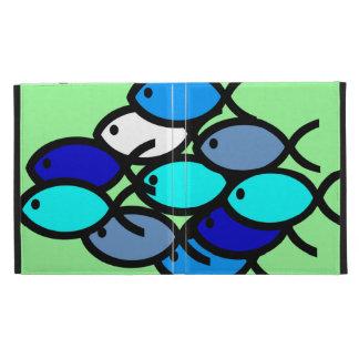 Escuela de los símbolos cristianos de los pescados