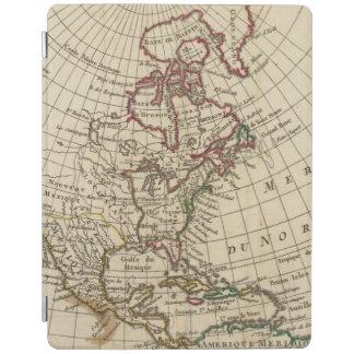 Escuela de Norteamérica Cubierta De iPad