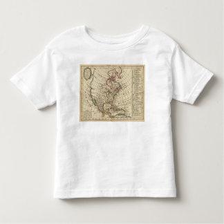 Escuela de Norteamérica T-shirts