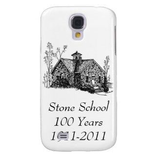 Escuela de piedra 100 años de caso del iPhone 3G/3