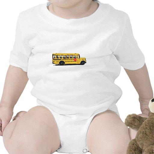 Escuela de preparación de la sinapsis traje de bebé