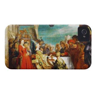 Escuela de Rubens - de Alboin y de Rosamunde Peter Funda Para iPhone 4