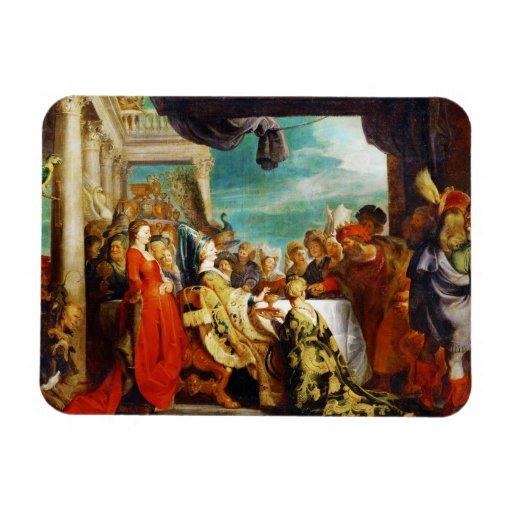 Escuela de Rubens - de Alboin y de Rosamunde Peter Iman De Vinilo