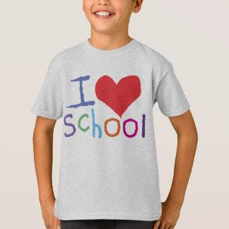 Escuela del amor de los niños I Remera