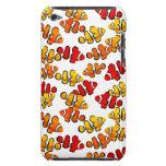 Escuela del caso del tacto de Percula Clownfish iP iPod Touch Case-Mate Protectores