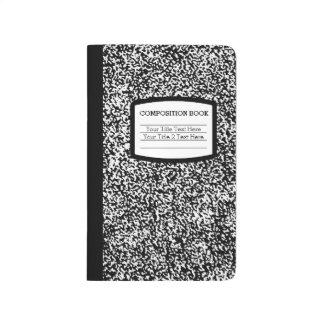 Escuela del libro de encargo de la cuaderno