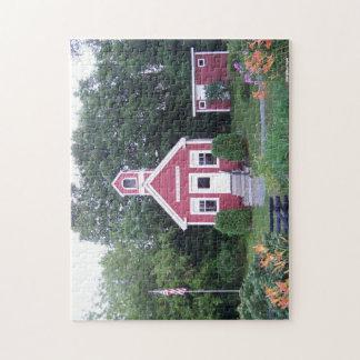 Escuela del molino de Webber Puzzle Con Fotos