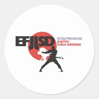 Escuela Francesa de JuJitsu y Bobina-Defensa