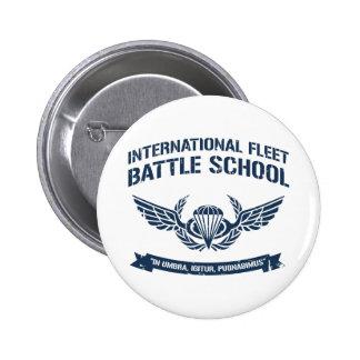 Escuela internacional Ender de la batalla de la fl Pins