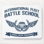 Escuela internacional Ender de la batalla de la fl Alfombrilla De Raton