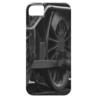 Escuela locomotora del mecánico funda para iPhone 5 barely there