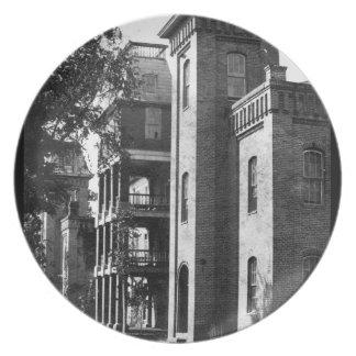 Escuela meridional de la fotografía plato