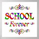 Escuela para siempre posters