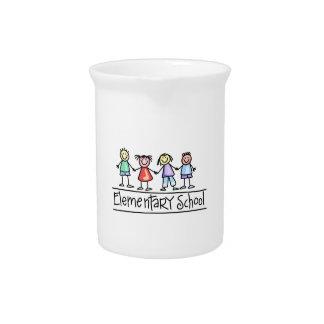 Escuela primaria jarron