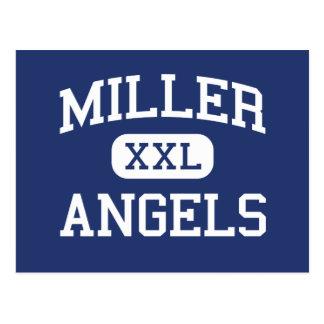 Escuela secundaria Durango Colorado de los ángeles Postal