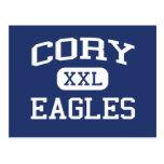 Escuela secundaria Gadsden Alabama de Cory Eagles Postal