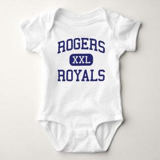 Escuela secundaria Rogers Minnesota de los Royals T Shirt