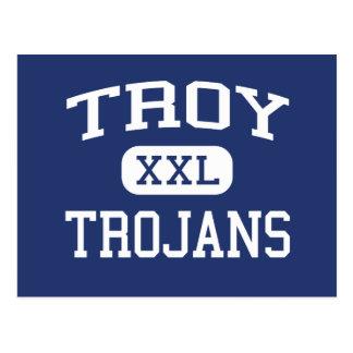 Escuela secundaria Troy Kansas de Troy de los Postal