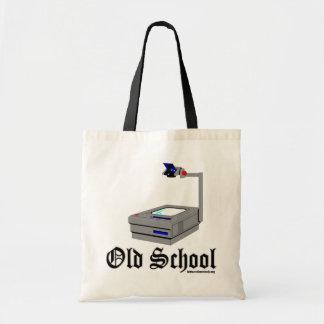 Escuela vieja bolsa