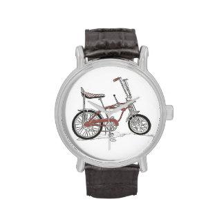 Escuela vieja de Schwinn de la bici de la Relojes De Pulsera