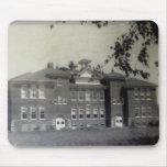 Escuela vieja Mousepad Tapete De Ratón
