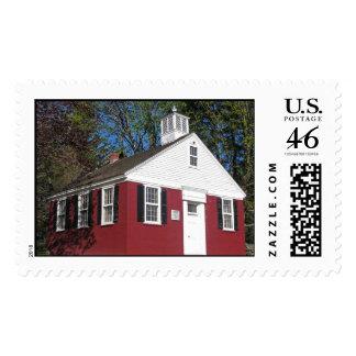 Escuela vieja sello