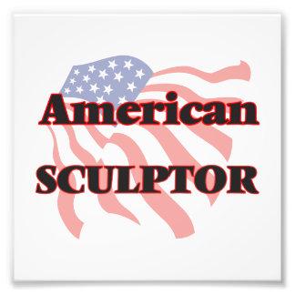 Escultor americano fotografías