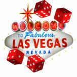 Escultura agradable de la foto de Las Vegas de los Fotoescultura Vertical