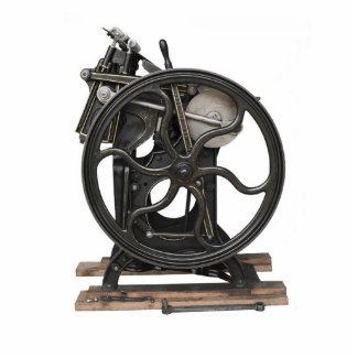 escultura antigua de la foto de la prensa de copia fotoescultura vertical