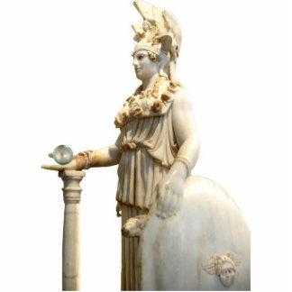 Escultura de Athena Escultura Fotográfica