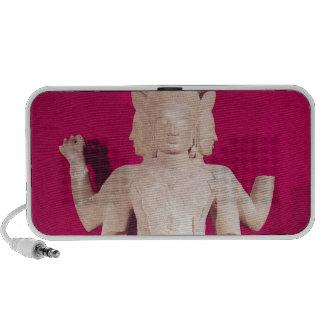 Escultura de Brahma con cuatro caras 2 Altavoz De Viajar