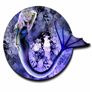 Escultura de la bruja del mar esculturas fotograficas