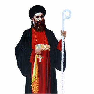 Escultura de la foto de Gregorios del santo Fotoescultura Vertical