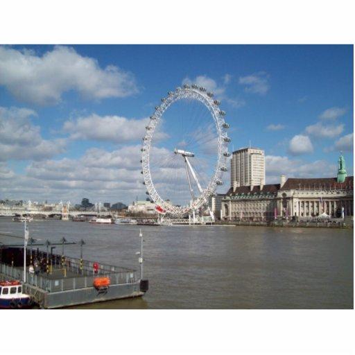Escultura de la foto de Inglaterra del ojo de Lond Escultura Fotográfica