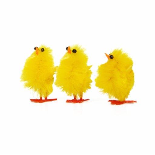 Escultura de la foto de los polluelos del bebé de  escultura fotográfica