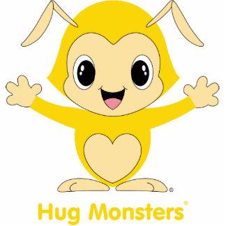 Escultura de la foto de Monsters® del abrazo Escultura Fotografica