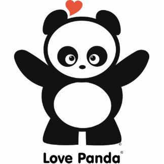 Escultura de la foto de Panda® del amor Escultura Fotográfica