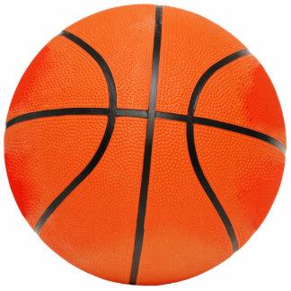Escultura de la foto del baloncesto escultura fotográfica