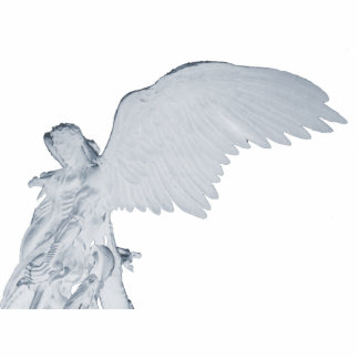 Escultura de la foto del St. Micheal (invertido) Fotoescultura Vertical
