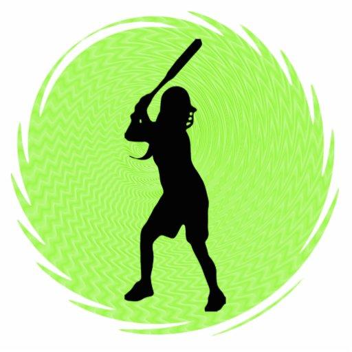 Escultura de la pared del talud del softball esculturas fotográficas