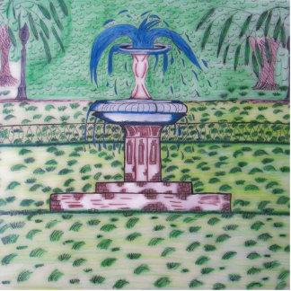 Escultura de la Parque-foto de Forsythe Fotoescultura Vertical