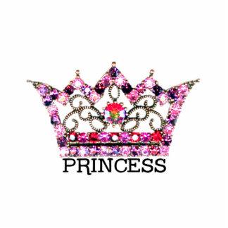 ESCULTURA de la PRINCESA tiara Esculturas Fotograficas