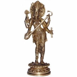 Escultura de Saraswati Escultura Fotográfica