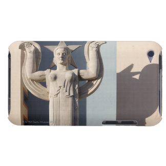 Escultura del art déco en la feria del estado de T iPod Touch Case-Mate Protector