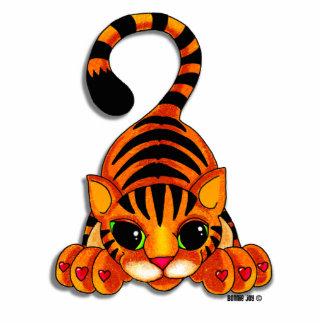 Escultura del imán - Tiggy el tigre Escultura Fotografica