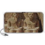 Escultura en Abu Simbel - El Cairo, Egipto iPod Altavoz