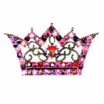 Escultura real de la tiara - modificada para requi escultura fotográfica