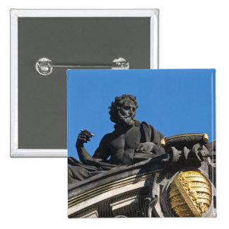 Esculturas en la academia real del arte Dresden Pin