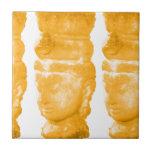 Esculturas hindúes de dios tejas  ceramicas