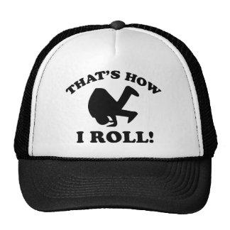 ¡Ése es cómo ruedo! Gorras De Camionero
